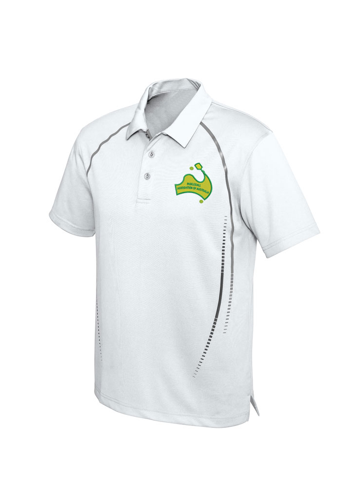 Pickleball Cyber Polo Get It On Clothing